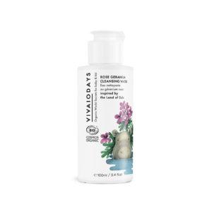 Acqua detergente - Geranio rosa